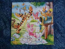 """RAVENSBURGER """"Winnie Pooh puzzle"""" 3x 49 pièces"""