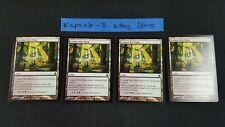4x Golgari Rot Farm   Commander   MTG Magic The Gathering Cards