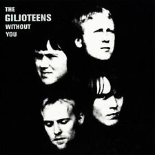 "THE GILJOTEENS Without You 7"" . wylde mammoths crimson shadows staggers garage"