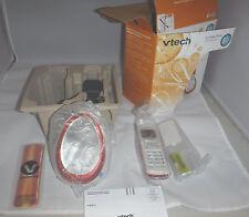 Vtech LS6117 6.0 Digital Cordless Handset Phone Orange