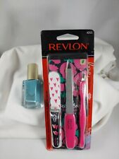 Revlon By Leah Goren- Manicure Essentials Kit and Loreal #530 Nail Polish