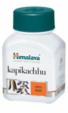 3 X Himalaya Kapikachhu Mucuna Pruriens Male Fertility Increase ` 60 Tablets`