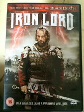 Aleksandr Ivashkevich IRON LORD ~ 2010 Russian Medieval Action Epic | UK DVD