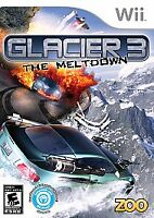 Glacier 3: The Meltdown (Nintendo Wii, 2010) Disc Only Tested Fast Free Shipping