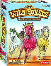 WILD HORSES - A COLOR MATCHIN' FAST SLAPPIN' FAMILY PGAME PLAYROOM ENTERTAINMENT