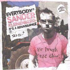 ~DAMAGED ARTWORK CD Kleinenberg, Sander: Everybody