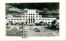 ARCHITECTURE -  MAXIMUM CARD  -  MEXICO 1943