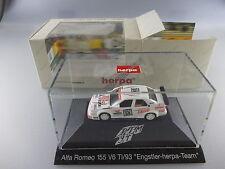 Herpa: MOTOR SPORT N. 036078 ALFA ROMEO 155 v6 Engstler Herpa Team dtm´94 (gk41)