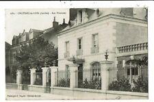 CPA-Carte Postale-France -  Chateau du Loir - Les Pivoisnes VM7860