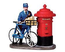 LEMAX The Postman / Weihnachtsdorf Winterdorf Modellbau