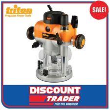 Triton 230V 240V 2400W Dual Mode Precision Plunge Router - TRA001