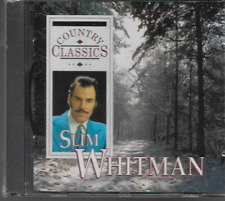 READERS DIGEST COUNTRY CLASSICS SLIM WHITMAN 3 CD BOXSET NEW/SEALED