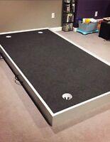 "54"" x 120"" Camry Putting Green Carpet-rec. by PGA Tour Pros! Toyota BirdieBall"