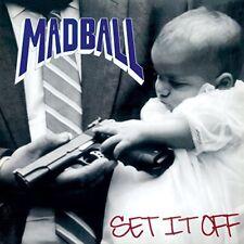 Madball - Set It Off [New Vinyl LP] Holland - Import