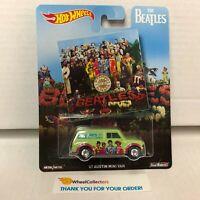 '67 Austin Mini Van Beatles * Hot Wheels Pop Culture * HB50