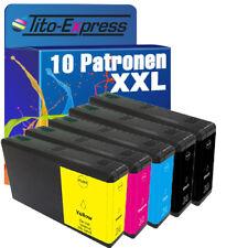 10 Patronen XXL PlatinumSerie für Epson TE7891-7894 WorkForce Pro WF-5110DW WF-5