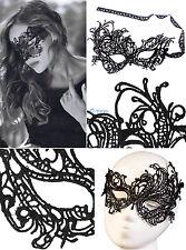 Sexy Lace Eye Mask Venetian Masquerade Ball Halloween Party Fancy Dress Costume