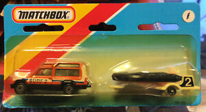 Vintage Matchbox TP-110 In Box