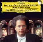 NEW Wagner: Overtures & Preludes (Audio CD)