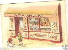 Métier - cpsm - Boulangerie ( i 5026)