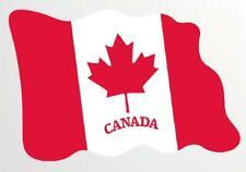 Canadá Canadá Imán Bandera Bandera Países Diseño de Epoxy Recuerdos de Viaje
