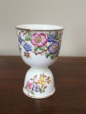 Adderley Porcelain LAWLEY FLORAL Double Egg Cup