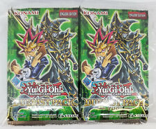 24x YUGIOH DUELIST PACK YUGI DPYG UNSEARCHED FACTORY SEALED BOOSTER PACK LOT