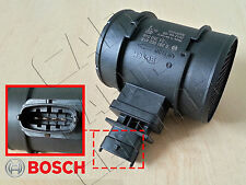 FOR VAUXHALL ASTRA ASTRAVAN H MK5 04-11 BOSCH AIR MASS FLOW SENSOR METER HOUSING