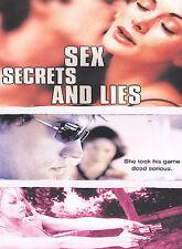 Sex Secrets and Lies (DVD, 2003)   - BOX 13