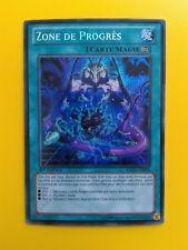 Yu-Gi-Oh! REDU-FR088 Zone de Progrès Secret Rare Français 1ère édition