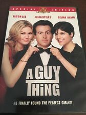 A Guy Thing (DVD, 2003, Widescreen  Full Frame)
