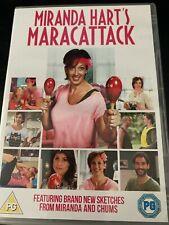 Miranda Hart's Maracattack DVD  dvd