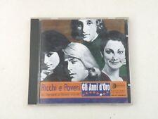 RICCHI E POVERI - GLI ANNI D'ORO - RARE CD RICORDI 1997 - FUORI CATALOGO - VG/NM