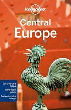 Lonely Planet Central Europe, Lisa Dunford, Excellent Books