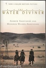 THE WATER DIVINER Andrew Anastasios ~ NEW SC 1st Ed 2014