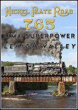 Nickel Plate Road 765 Lima Superpower in the Lehigh Valley DVD NEW #425