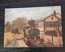 More details for gwili railway, carmarthen postcard