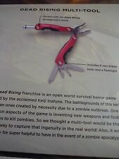 FRANK WEST Dead rising multi-tool Flashlight  Loot crate gaming exclusive New