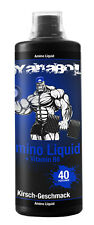 Dyanabol Amino Liquid 1000ml Aminosäuren BCAA EAA Muskelaufbau Flüßig Aminos