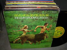 LOVIN' SPOONFUL revelation revolution '69 ( rock )