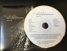 Advanced PROMO CD  OVER THE RHINE - Long Surrender  (Joe Henry)  SPECKLED DOG
