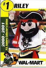 2000-01 Prince Albert Raiders #25 Mascot