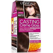 Crème Colorant Coloration Teinte de Cheveux Casting N.515 Marron Chocolat