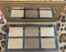 Kleancolor Sculpt & Glow Highlight Contour Glow Holiday New
