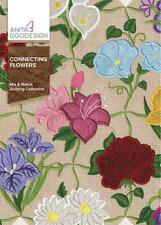 Connecting Flowers Anita Goodesign Mix & Match Embroidery Designs CD