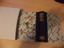 OLD VINTAGE FOLIO SOCIETY BOOK diary country parson woodforde 1993 DECORATIVE CO
