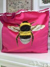 Bumble Bee Tote Bag Hand Made