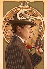"""030 Boardwalk Empire - Period Crime Drama TV Series Season Show 24""""x35"""" Poster"""