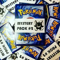 10 Pokemon card mystery pack. GUARANTEED HOLO, REVERSE AND RARE IN EVERY PACK.