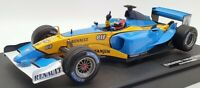 Hot Wheels 1/18 Scale Model Car C7351 - Renault F1 Team Budapest Hungry F.Alonso